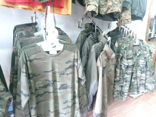 Indian Army Store